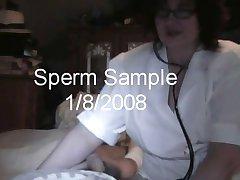 Ova Medicinska Sestra Masturbira Skrivena Kamera