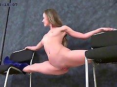 elastyczna dziewczyna Margo clip04 part02