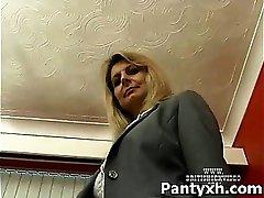 Naughty Hot Sexy In Nasty Pantyhose XXX