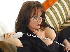 Diana Jaroslava gicler clip gros seins Boss