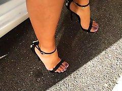 सेक्सी ऊँची एड़ी के जूते