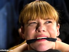 Hot newbie Claire Robbins gets taken over and Dominated by Mz Berlin. Repeatedly she is brought back to the same theme - confliction. In every cruel and unforgiving bondage predicament, torments are dishes out that break this ginger bitch and in every situation she is fed orgasms to survive. Anal plugs, metal anal hooks, caning, tazapper, sybian, nipple stretcher, clothespins, hot wax... Mz Berlin pulls from the arsenal to torment Claire Robbins, priming her ripe for each and every orgasm.
