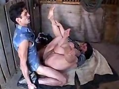 DENHAAGMAN - FAT UGLY MATURE GETS ASS RIPPED OPEN