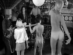 chicas sexy vintage gogo despojar a desnudos beat club de 1969