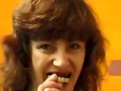 Granny without teeth sucks and fucks  frmxd com