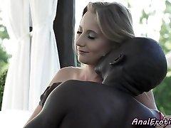 glamcore babe gets anal follada por la bbc
