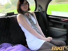 FakeTaxi - She loves riding a big cock
