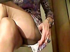 Super sexy Calze gambe in cam 1!!!