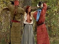 Excellent lesbian slave punishment