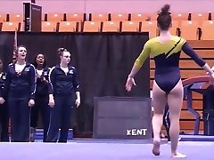 Fit, sexy, strong...gymnast!