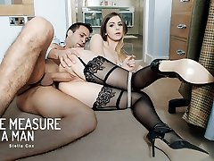 Stella Cox in The Measure of a Man - OfficeObsession