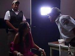 Interrogato dalla Polizia Messicana