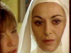 Nun seduced by lesbian!