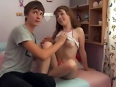 MRY - super hot teen gets fucked by boyfriend