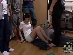 wife cheating gangbang 2