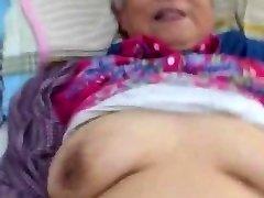 Very Nice Chinese Granny Getting Screw