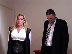 Meeting the Headmistress