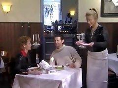 Joy in Restaurant