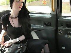 djevojku уебищная пиздец, vozač nimfomanka u taksi