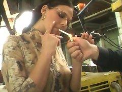 Pušenje Симонии