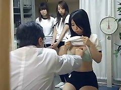 Japanski učenica (18+) sistematski pregled