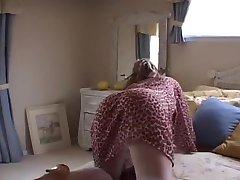 Velký Přírodní prsa Punčocháče dospělé mov. Vychutnejte si sledování