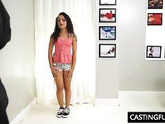 Drsný Casting Kurva Pro Holly Hendrix