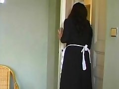 maid gets d,p