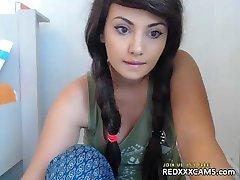 Zralé Vanessa z ATKHairy - redxxxcams.com
