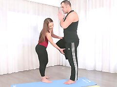 Yoga exercises for better sex