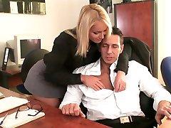 Kathia Nobili Secretary Fuck