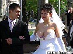 Skutečné Nevěsty Ukázat Své Kundičky!