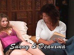 Доума & Sunny lane u napastima lesbians #07