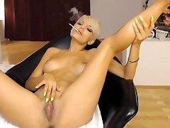 Alexis Privatnog Show Belle Dima