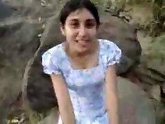 Šri Ланкийская Girl Daje Oralni Seks