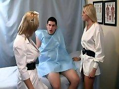 Medicinska sestra masturbira: može&амп pacijenta;#039;t dobiti erekciju