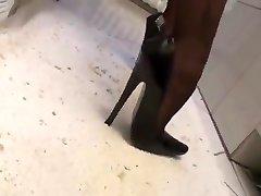 stocking and heel 2