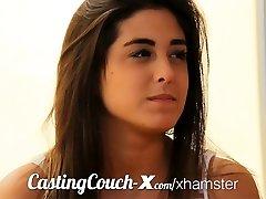 CastingCouch-X Florida beach holka chce peníze za sex