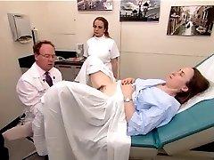 Pravi ispit video od dlakavog zrela žena 2