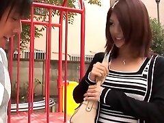 nevjerojatan japanski drolja harusaki азуми na vrući kompilacije jau video