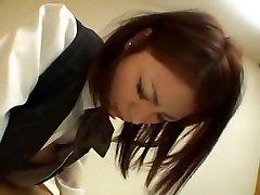Horny Japanese chick Yoshino Ichikawa in Unbelievable Shaved, Duo JAV scene