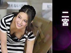 Crazy Chinese model Minami Kashii, Nana Ninomiya,Reo Saionji in Best couple, fingerblasting JAV scene