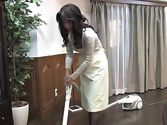 Japanese house wife creampie 1-4