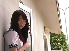 Hottest Japanese model Mayu Yukii in Best cunnilingus, college JAV scene