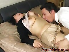 Japanese mature chick has hot sex part3