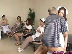 Asian sluts licked