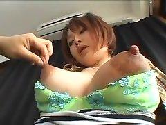 Big Wonderful Japanese Nipples