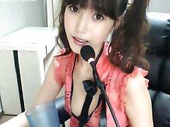 Korean BJ Webcam Eve