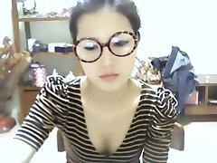 Webcam korean cute girl 03