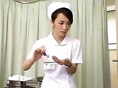 Nurses strain penis that is black